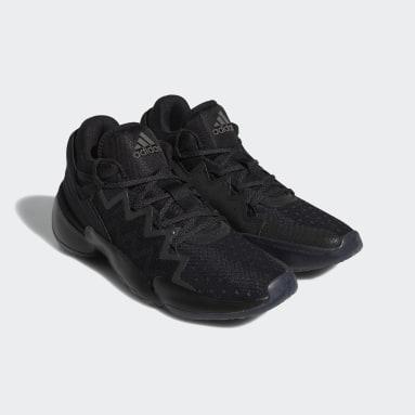 Basketbal černá Boty Pharrell Williams D.O.N. Issue 2