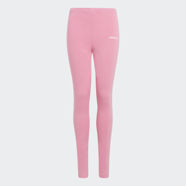 Meisjes Originals Roze Adicolor Legging