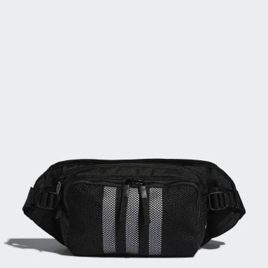 Hiking Black Amplifier Crossbody Bag