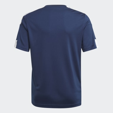 Boys Fodbold Blå Squadra 21 trøje