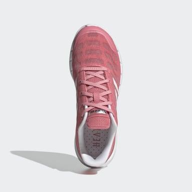 Ženy Běh růžová Boty Climacool Ventania