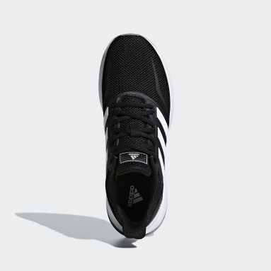Women Running Black Runfalcon Shoes