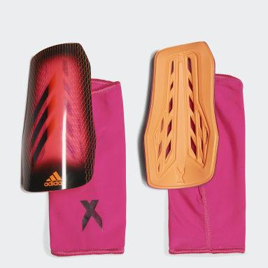 Fotbal růžová Chrániče holení X League