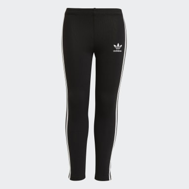 Meisjes Originals Zwart Adicolor Legging