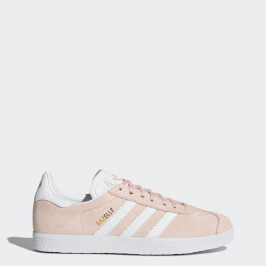Men Originals Pink Gazelle Shoes