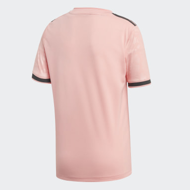 Kids Football Pink Sheffield United 20/21 Away Jersey