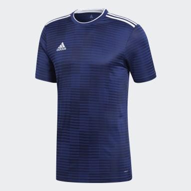 Men Football Blue Condivo 18 Jersey