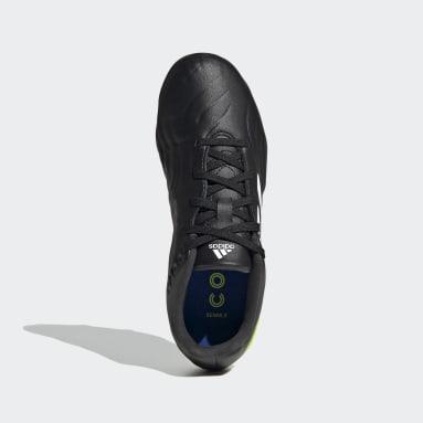 Zapatos de fútbol Copa Sense.3 Terreno Firme Negro Niño Fútbol