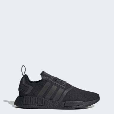 Men Originals Black NMD_R1 Shoes