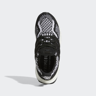 Kids Running Black Ultraboost 5.0 DNA Shoes