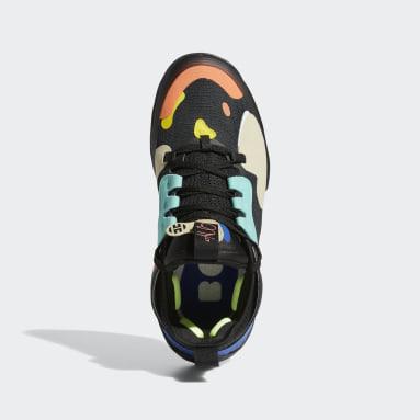 บาสเกตบอล สีดำ รองเท้า Harden Vol. 5 Futurenatural