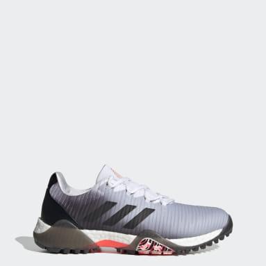 Women Golf White CodeChaos Golf Shoes