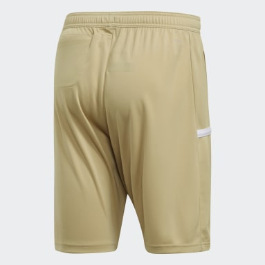 Heren Voetbal Beige Team 19 Short