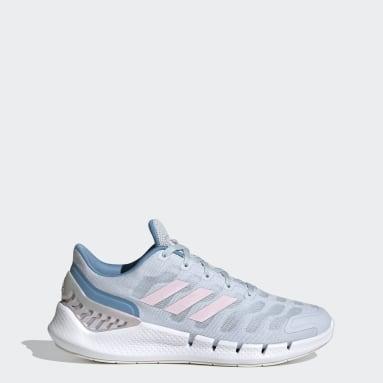 Women Running Blue Climacool Ventania Shoes