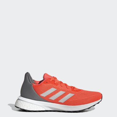 Women Running Orange Astrarun Shoes