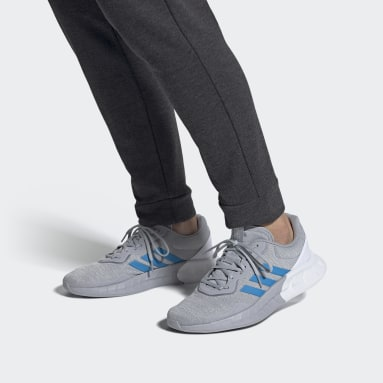 Men's Essentials Grey Kaptir Super Shoes