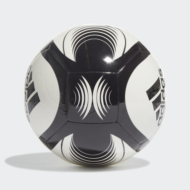 Men Football White Starlancer Club Ball