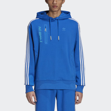 Originals Blue Ninja Hoodie (Gender Neutral)