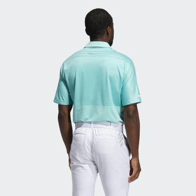 Polo HEAT.RDY 3-Stripes Vert Hommes Golf