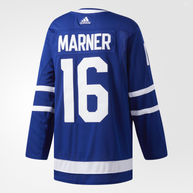 Hockey Blue Maple Leafs Marner Home Authentic Pro Jersey