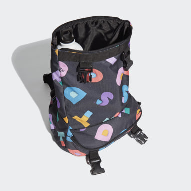 Borsa adidas x LEGO® DOTS™ Graphic Convertible Multicolor Ragazza Fitness & Training
