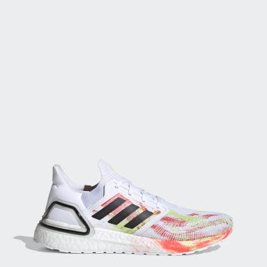 Zapatillas Ultraboost 20 Blanco Hombre Running