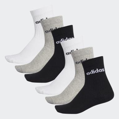 Chaussettes HC (6 paires) Noir Fitness Et Training