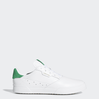 Tenis de golf Adicross Retro Blanco Hombre Golf