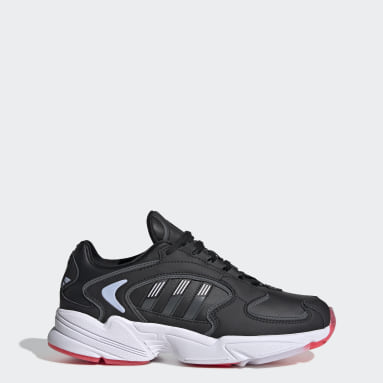 Women Originals Black Falcon 2000 Shoes