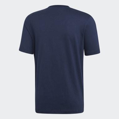 T-skjorte Blå