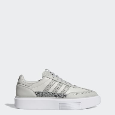 Chaussure adidas Sleek Super 72 gris Femmes Originals