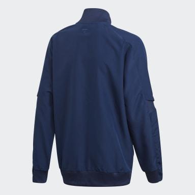 Kids Gym & Training Blue Condivo 20 Presentation Jacket