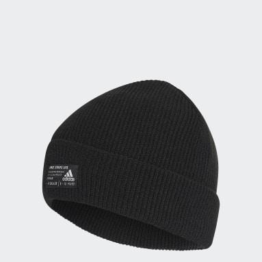 Bonnet en laine Performance noir Entraînement