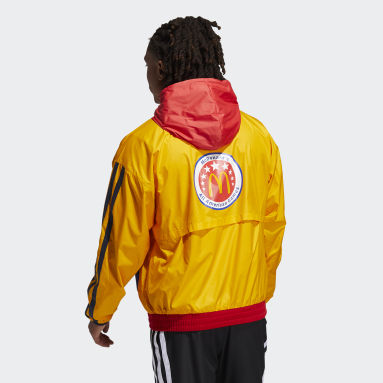 Basketball Yellow Eric Emanuel McDonald's Hoodie