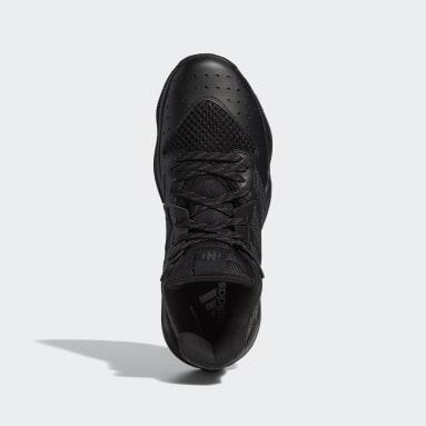 Tenis de básquet Harden Stepback (UNISEX) Negro Basketball