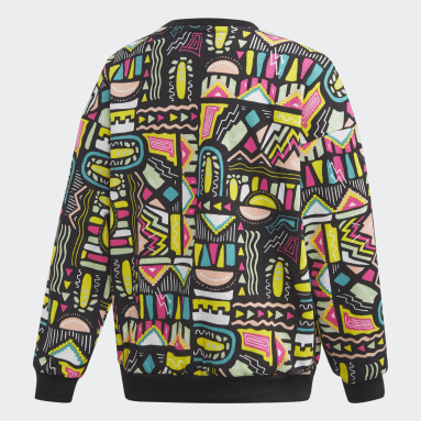 Youth Originals Multicolor Crewneck Sweatshirt