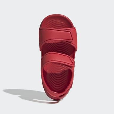 Děti Plavání červená Sandály AltaSwim