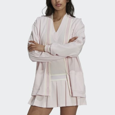 Cardigan Tennis Luxe Rose Femmes Originals