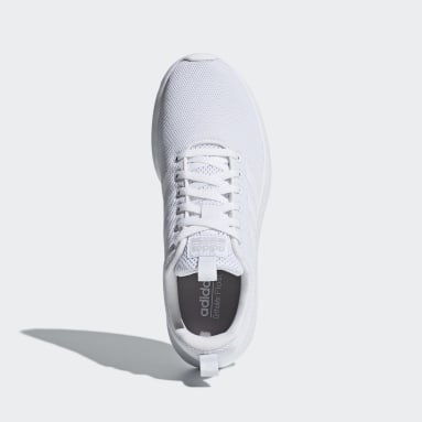 Women Sport Inspired White Lite Racer CLN Shoes