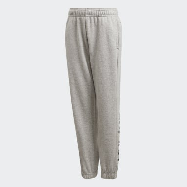 серый Брюки Essentials Linear