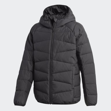Kids Gym & Training Black Frosty Jacket