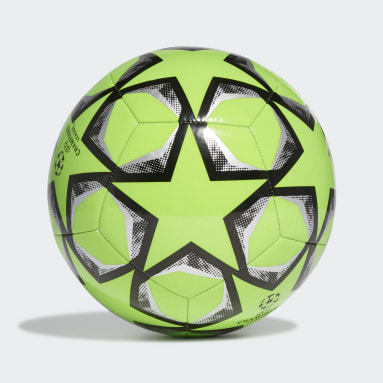 Pelota Club UCL Finale 20 Verde Hombre Fútbol
