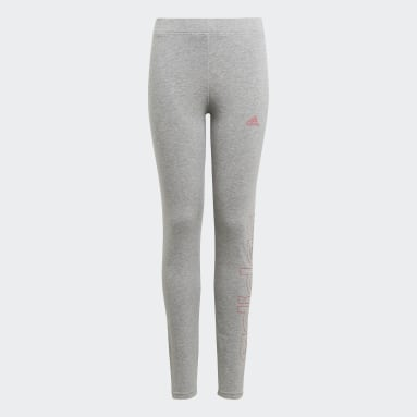 Girls Sport Inspired Grey adidas Essentials Tights