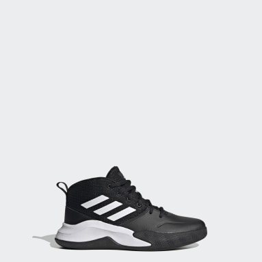 Children Basketball Black OwnTheGame Wide Shoes