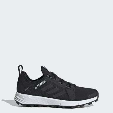 Women TERREX Black Terrex Speed GORE-TEX Trail Running Shoes