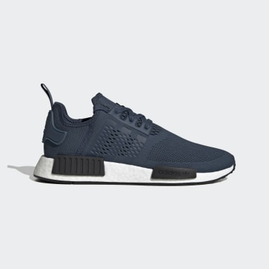 Men's Originals Blue NMD_R1 Shoes