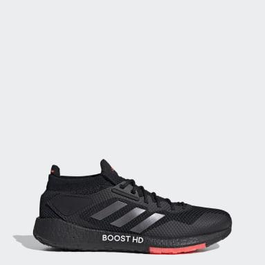 Men Running Black Pulseboost HD Shoes