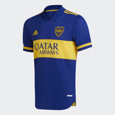 Camiseta Local Oficial Boca Juniors 20/21 Azul Hombre Fútbol