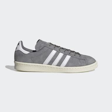 Men's Originals Grey Campus 80s Shoes