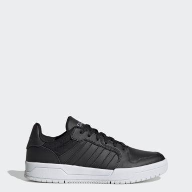 Women's Essentials Black Entrap Shoes